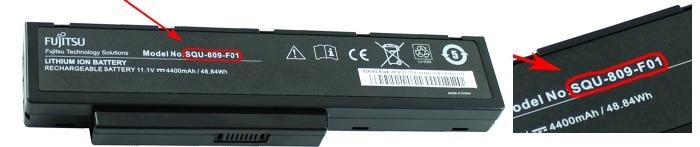 Fujitsu siemens laptopb batteri guide