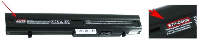 Medion laptopb batteri guide