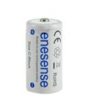 Genopladelige C / Baby batterier
