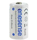 Genopladelige D / Mono batterier