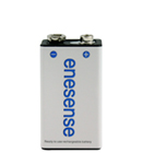 Genopladelige  E / 9V batterier