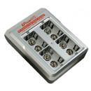 Ladere kun til 9V batterier