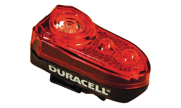 Duracell cykel baglygte 3x LED