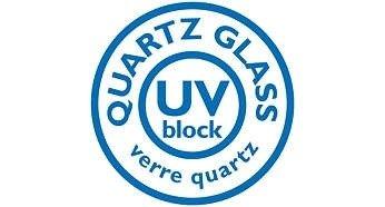 Philips autopærer er fremstillet af quartz-glas af høj kvalitet
