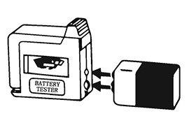 Japcell Tester Step 1
