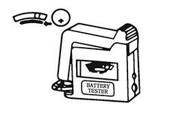 Japcell Tester Step 2